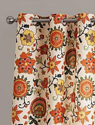 philips junge - (zwei Tafeln) zeitgenössischen Ölgemälde-Stil reizende Blumenvorhang