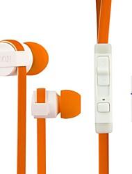 yison cx390 in-ear fone de ouvido fio para iphone 6 / 6plus / 5s / 4s / 5 samsung s4 / 5 HTC e outros dispositivos móveis (cores sortidas)