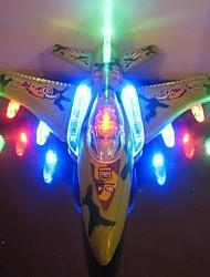 f16 elétrica flash música aviões de combate