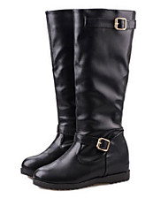 Chaw Women's Winter Fashion Knee High Boots P169