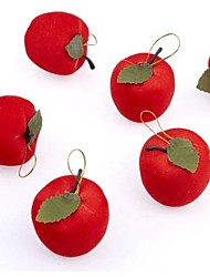 Christmas Ornaments Safe Fruit (Set of  12)