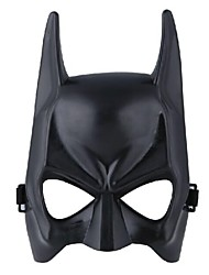 Batman Plastic Material Fancy Dress Party Halloween Mask (Random Color)