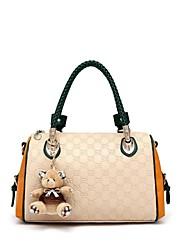 Women's Trendy Shoulder Bag Composite Bag (More Colors)