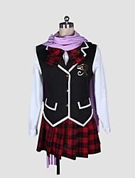 вдохновлен троицы семи Revy Kazama косплей костюмы