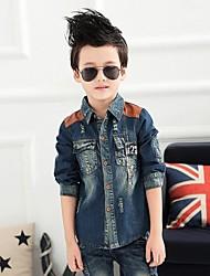 Жан рубашка мальчика