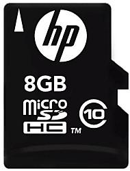 л.с. 8gb MicroSDHC class10 карта флэш-памяти