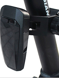 UNGROL Wireless Brake Warning 10 LED Automatic Flash Mode Black Rechargeable Bike Smart Warning Taillight