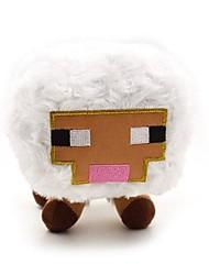 Minecraft Baby Sheep Plush  Creeper Animal Toy