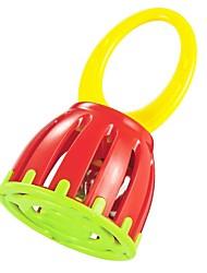jouets dessin animé abs poignée bébé cage bague de bébé de cloche cloche de haute qualité HANDBELL jouets bébé jouet éducatif