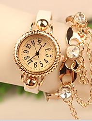 xintianshi женская шин связанный список часы
