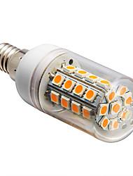 5W E14 LED лампы типа Корн T 36 SMD 5050 450 lm Тёплый белый AC 220-240 V