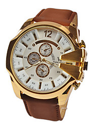 Shinuo Men's All Match Korean Fashion Cacual Watch