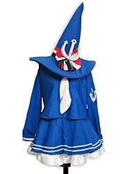 Inspired by Wadanohara Cosplay Costumes