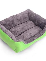 новые конфеты цвета старинные квадратных собаки гнездо теплая постель для домашних животных м 58 * 45 * 14