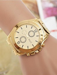 Women's Fashion Rhinestones Steel Belt Quartz Wrist Watch(Assorted Colors) Cool Watches Unique Watches