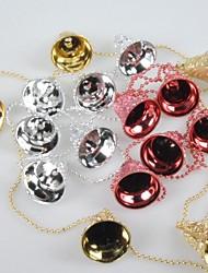 kerst opknoping druppel ketting bloem klok (φ = 3,8 cm, willekeurige kleur)