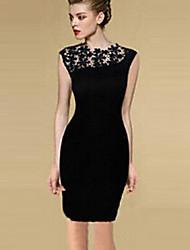 Jimi Women's Lace Sexy Dress