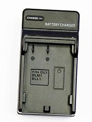 câmera carregador de bateria para olympus BLM1 / bll1