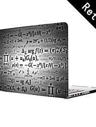 "Math Formulas Design Full-Body Protective Plastic Case for 13""/15"" MacBook-Pro with Retina Display"