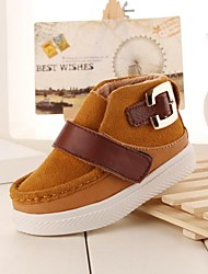 Boy's / Girl's Boots Spring / Summer / Fall / Winter Comfort / Round Toe / Closed Toe Leatherette Outdoor / Casual / Athletic Flat Heel