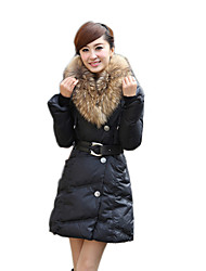 Women's Coats & Jackets , Polyester Casual XinYu