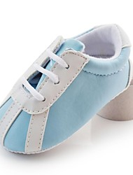 Boys' Shoes Crib Shoes Flat Heel Fashion Sneakers with Lace-up Shoes