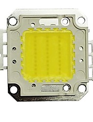 30w 2700lm 6000k branco fresco LED chipe (30-35v)