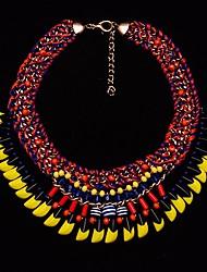 богема weaven ожерелье вечности женщин