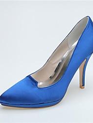 sapatos femininos apontou toe stiletto heel bombas de casamento sapatos mais cores disponíveis