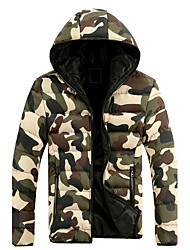 мода толщиной балахон Bodycon пальто