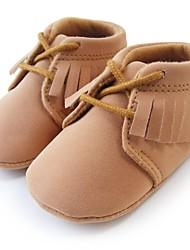 Baby Shoes - Sportivo - Sneakers alla moda - Sintetico - Marrone / Rosso
