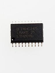 74hc245d 74hc245 sop20 интегральная схема (5шт)