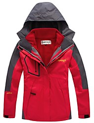 Outdoor Women's Ski/Snowboard Jackets / Windbreakers / 3-in-1 Jackets / Woman's Jacket / Winter JacketSkiing / Camping & Hiking /