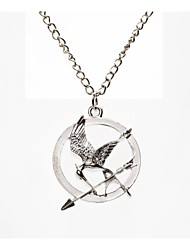 The Hunger Games Punk Necklace Mini Edition(1 Pc)