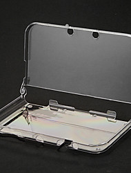 Crystal Case for New 3DSXL Protective Transparent Cover