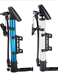 Mini Portable Aluminuim Alloy Bicycle Air Pump