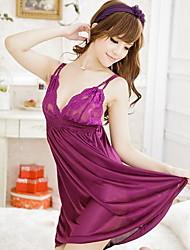 Aimoré atractivo de la correa de dos piezas de la camisa de dormir de las mujeres