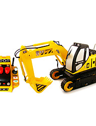 Goldlok 2350-04 Größe rc Auto Elektrobagger Fernbedienung Spielzeugauto mit Licht-Sound