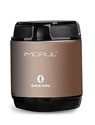 Morul® H1 Bluetooth V3.0 TF Card& Bluetooth &NFC Bluetooth Speaker -Golden