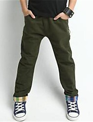 invernali di spessore pantaloni lunghi di cotone del ragazzo