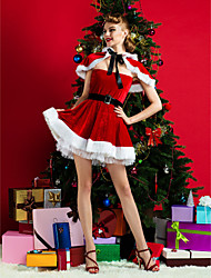 Performance Women's Christmas Costume(Wraps,Belt Included)