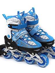 juf® rullo di bambini in bicicletta lampeggiante pattini colori assortiti