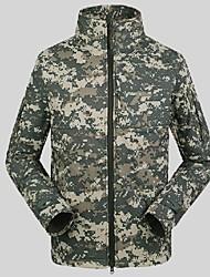esdy Softshell куртка открытый стенд воротник куртки ветрозащитный спортивный водонепроницаемый