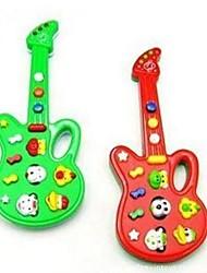 Cartoon Electronic Guitar Music(Colors Random)