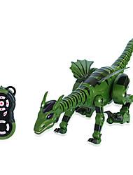 rc giocattoli di controllo a distanza dei bambini drago sputafuoco animale modello bagliore di dinosauro giocattolo elettrico