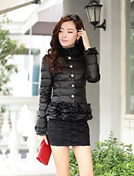 W.Z.J  Women's  In Europe And The Latest Fashion Winter Coat