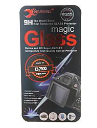 Hartglas Kameradisplayschutzfolie für Nikon D7100