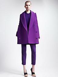 linho quintal grande casaco blazer feminino clemente