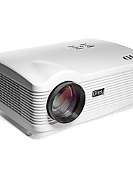 Android 4.2 WXGA WiFi 3000 Lumens LCD Projector with HDMI Input ATV Tuner