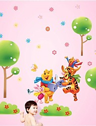 Odyssey™ Cartoon Vigny Partner Waterproof Removable Wall Stickers